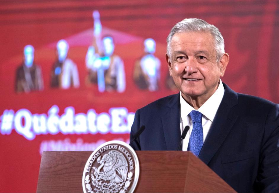 Conferencia Mananera AMLO 10 DE NOVIEMBRE 2020