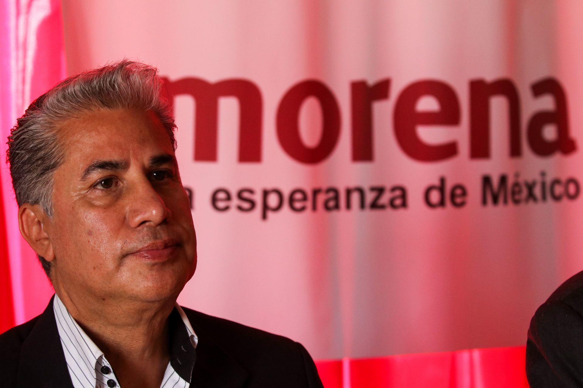 Alejandro Rojas Diaz Duran impugnara desicion de MORENA por Dolores Padierna