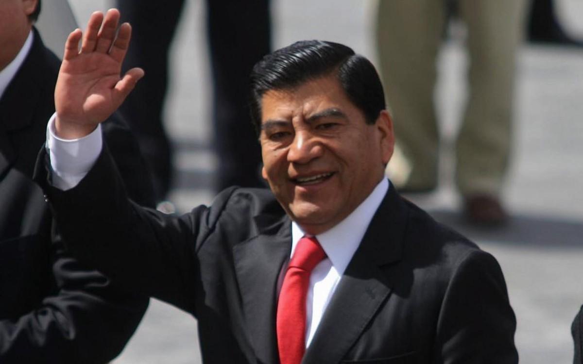 El exgobernador Mario Marin Torres consiguio una suspension definitiva en contra del auto de formal prision