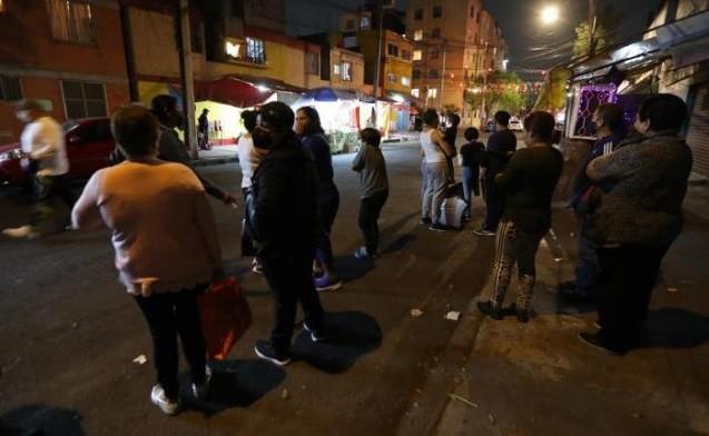 Implementa Gobierno de la Ciudad de Mexico Protocolo de Emergencias por Sismo no se reportan danos en la Ciudad de