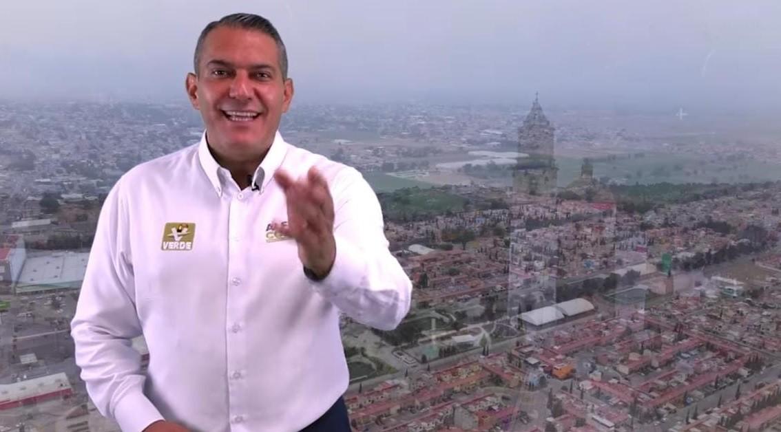 ¡Sorpresivo Se destapa Alfredo Corzo como candidato a la presidencia municipal de Tecamac por el PVEM