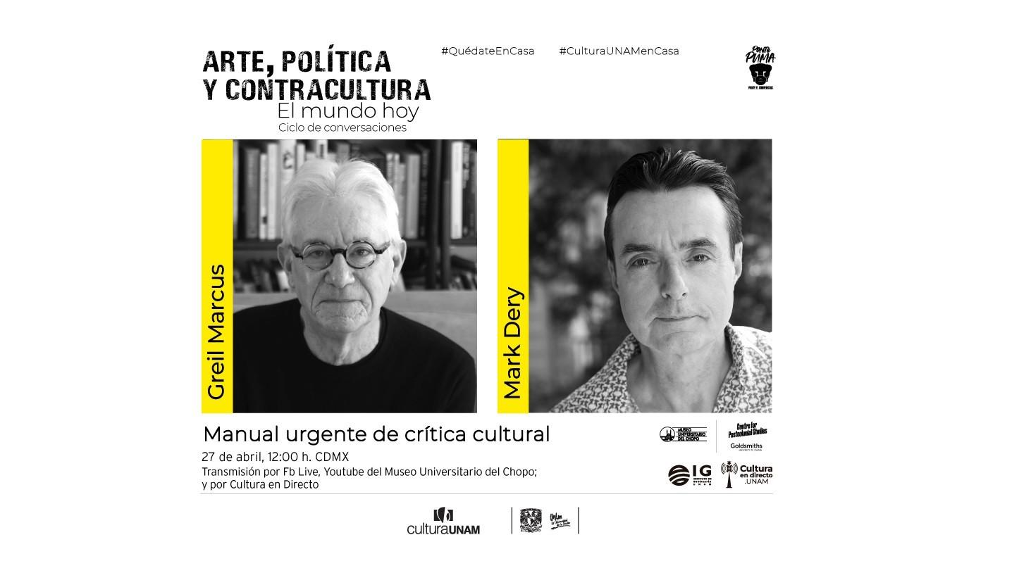 Arte politica y contracultura Critica cultural musica performance y arte