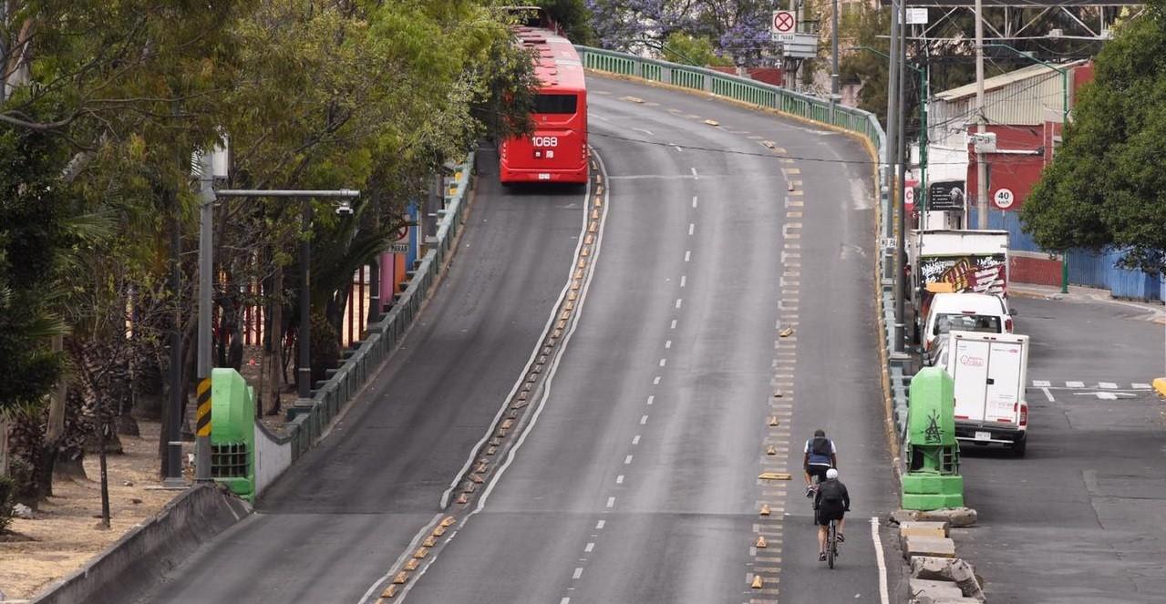 Construira GOBCDMX ciclovia en la avenida mas importante de