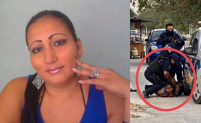 El INM lamenta el homicidio de Victoria Esperanza Salazar Arriaza