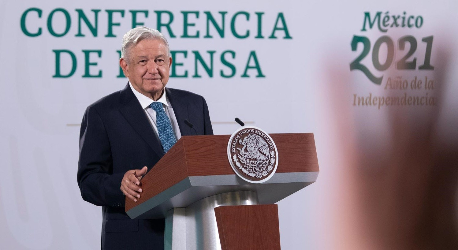 Gobierno mexicano reforzara vigilancia en la frontera sur para proteger a ninas y ninos migrantes anuncia Lopez Obrador
