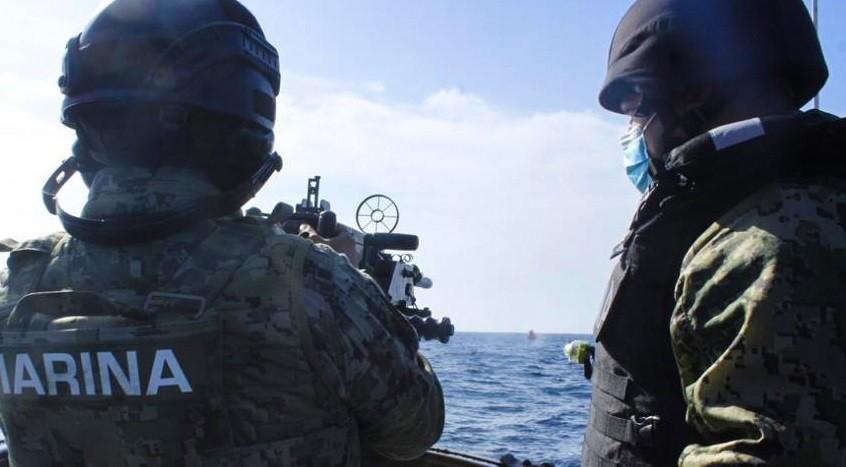 La Secretaria de Marina Armada de Mexico informa sobre la detencion de personal naval por parte de la Fiscalia General de la Republica