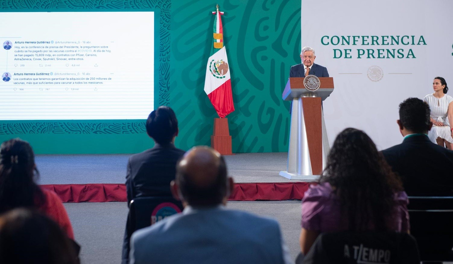 Llama Lopez Obrador llama a paises del T MEC a atender en conjunto fenomeno migratorio