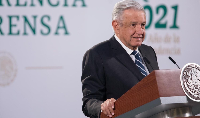 Mexico cuenta con todas las dosis necesarias para terminar de vacunar a personas adultas mayores el 20 de abril Lopez Obrador