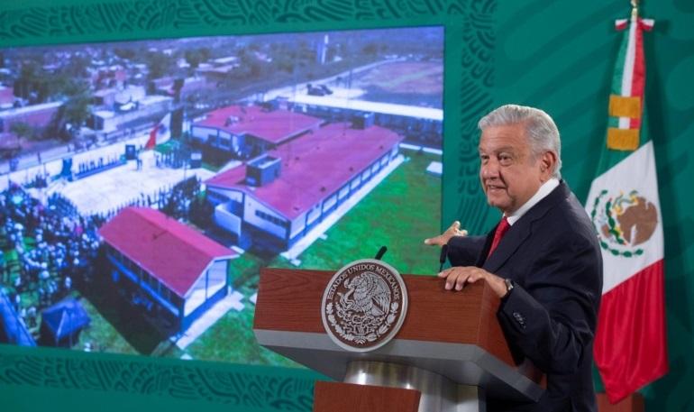Negociacion de contratos sobre centros penitenciarios significara ahorros de hasta 10 mil millones de pesos para la Hacienda publica Lopez Obrador