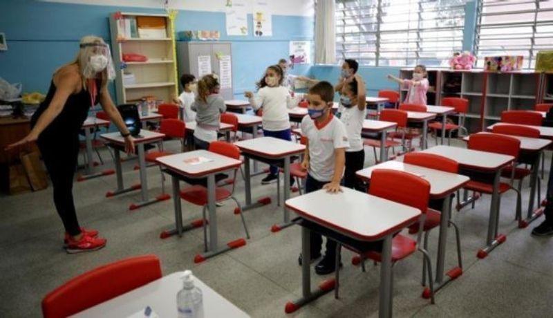 Reitera SEP que el regreso a clases presenciales sera gradual y en semaforo epidemiologico en verde