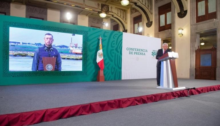 Arribo constante de vacunas ayuda a continuar Plan Nacional de Vacunacion contra Covid 19 Lopez Obrador