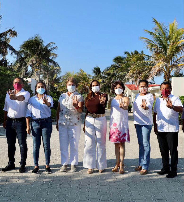 Juntos tenemos que hacer historia el proximo 6 de junio en Quintana RooLaura Beristain Navarrete