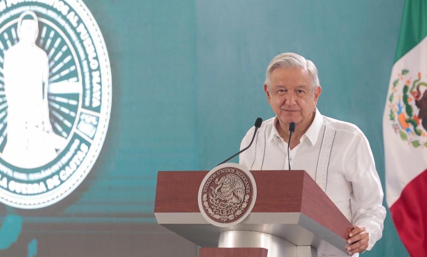 Lopez Obrador analiza promover reforma para garantizar transparencia en procesos judiciales