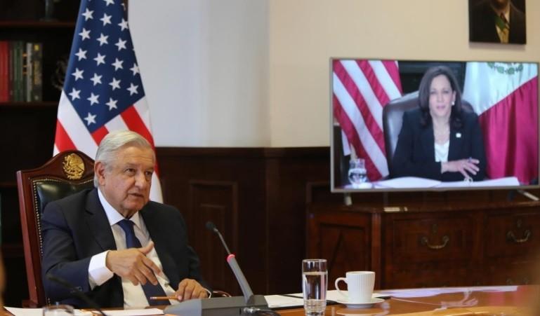 Mexico y Estados Unidos acuerdan atender en conjunto causas del fenomeno migratorio