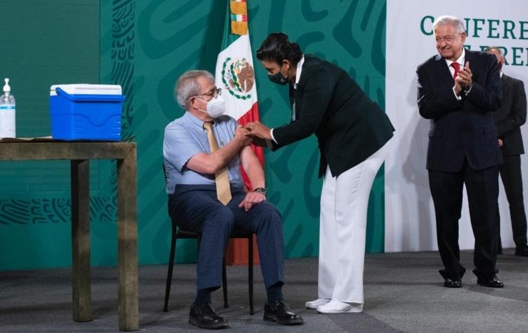 Epidemia esta controlada y vacunacion contra Covid 19 avanza