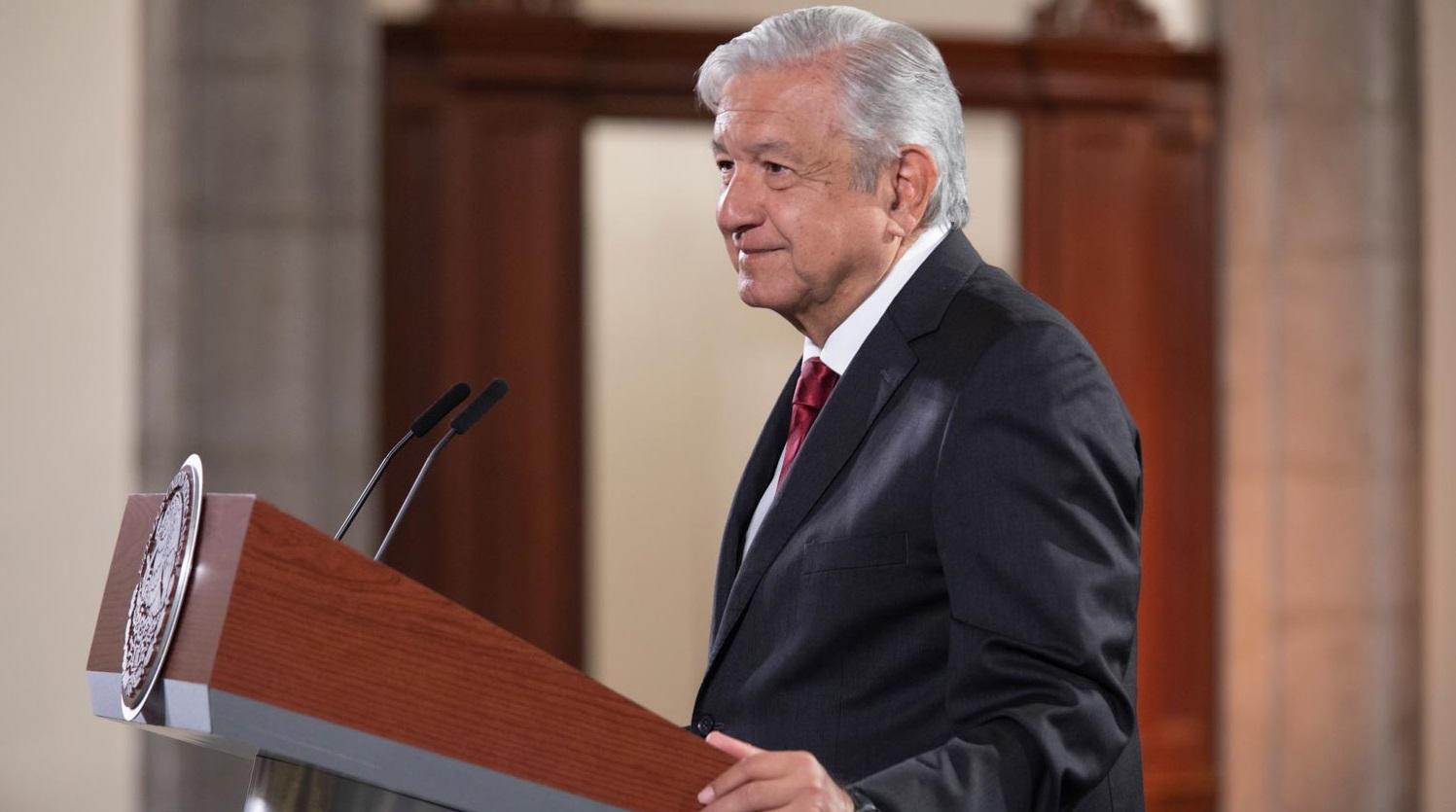 Lopez Obrador celebra arribo de dosis de vacuna Janssen permitiran reactivar comercio y economia en frontera norte afirma