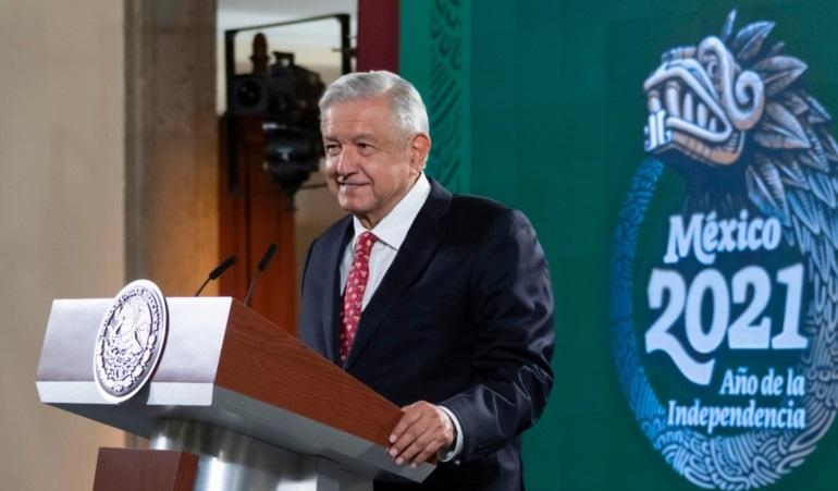 Gobierno federal atiende impacto de explosion de ducto en Golfo de Mexico Lopez Obrador