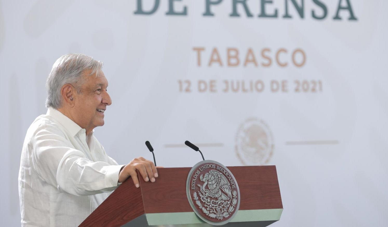 Lopez Obrador reanuda en Tabasco reuniones de seguridad