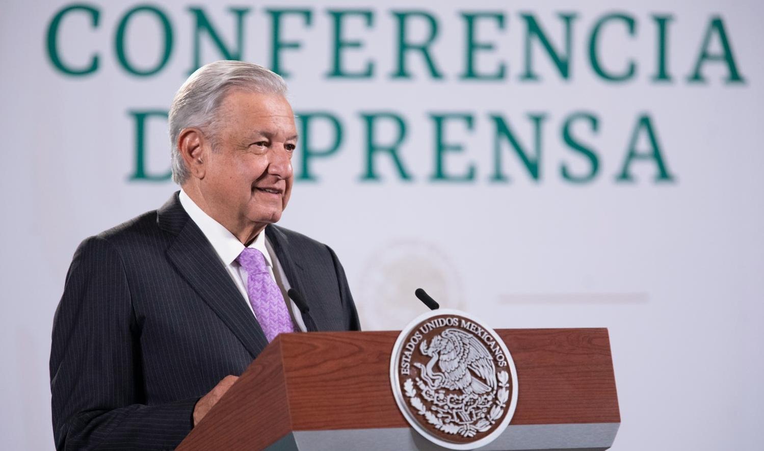 Mexico mantiene economia estable con recuperacion de empleos e inversion Lopez Obrador