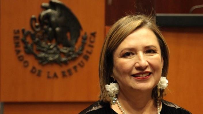 Xochitl Galvez se destapo para ser jefa de Gobierno de CDMX en 2024