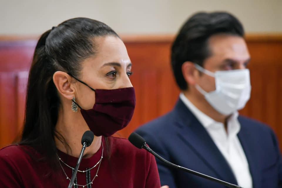 Es un robo sobre diputacion que el TEPJF quito a Morena Claudia Sheinbaum