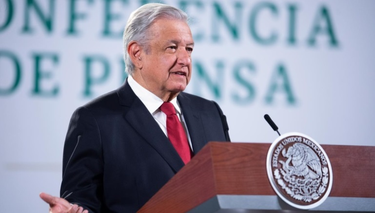 Lopez Obrador respalda a periodistas en ejercicio de su labor instruye proteccion para Azucena Uresti