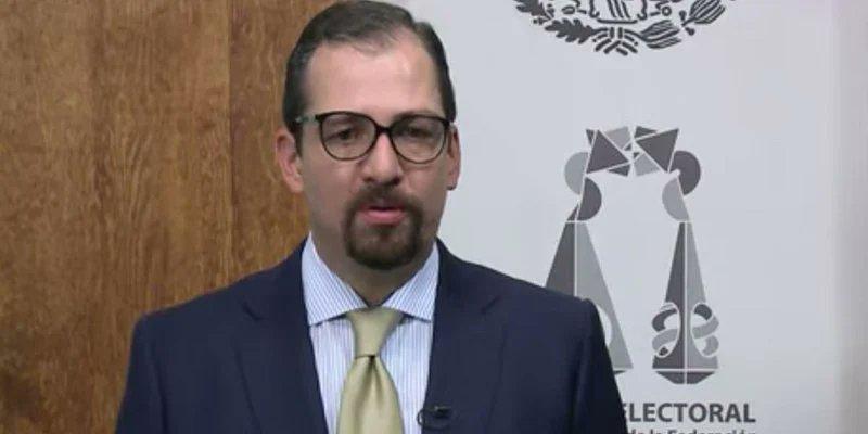 Magistrados destituyen a Jose Luis Vargas como presidente del TEPJF