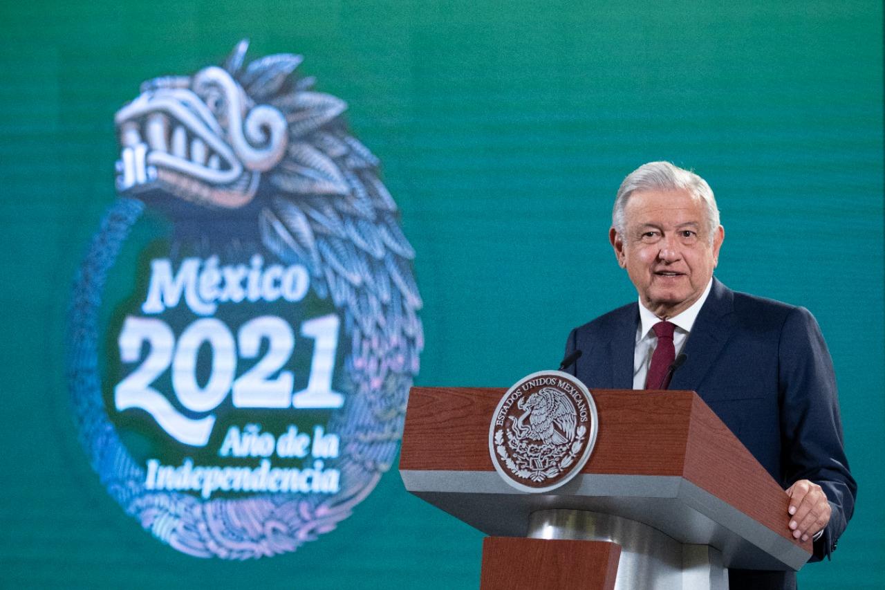 Mexico y Estados Unidos Mantienen Buena Relacion Afirma presidente AMLO Invita A Joseph Biden A Visitar