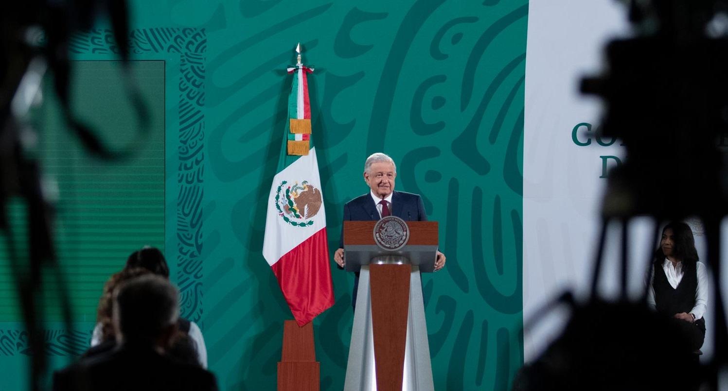 Mexico y Estados Unidos mantienen buena relacion afirma Lopez Obrador invita a Joseph Biden a visitar Mexico a finales de septiembre