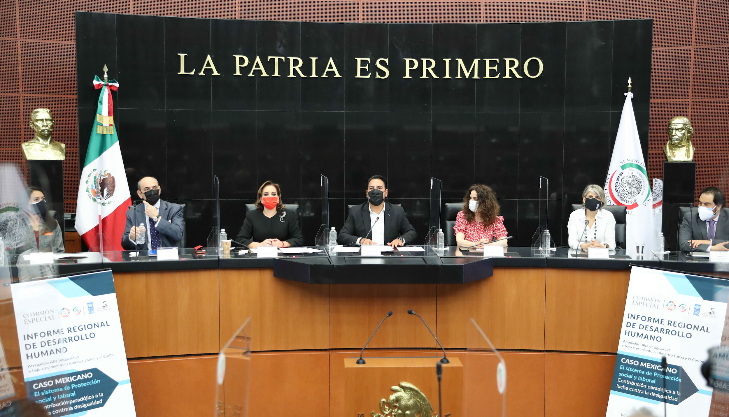 Senado preve periodo extraordinario para discutir revocacion de mandato mexico politico