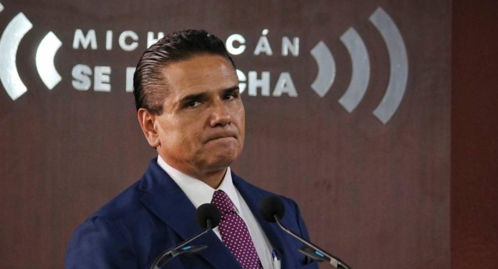 Traicion a la patria diputados promovieron denuncia contra Silvano Aureoles ante la FGR