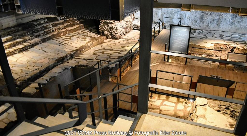 Pabellon de Ventanas Arqueologicas 1
