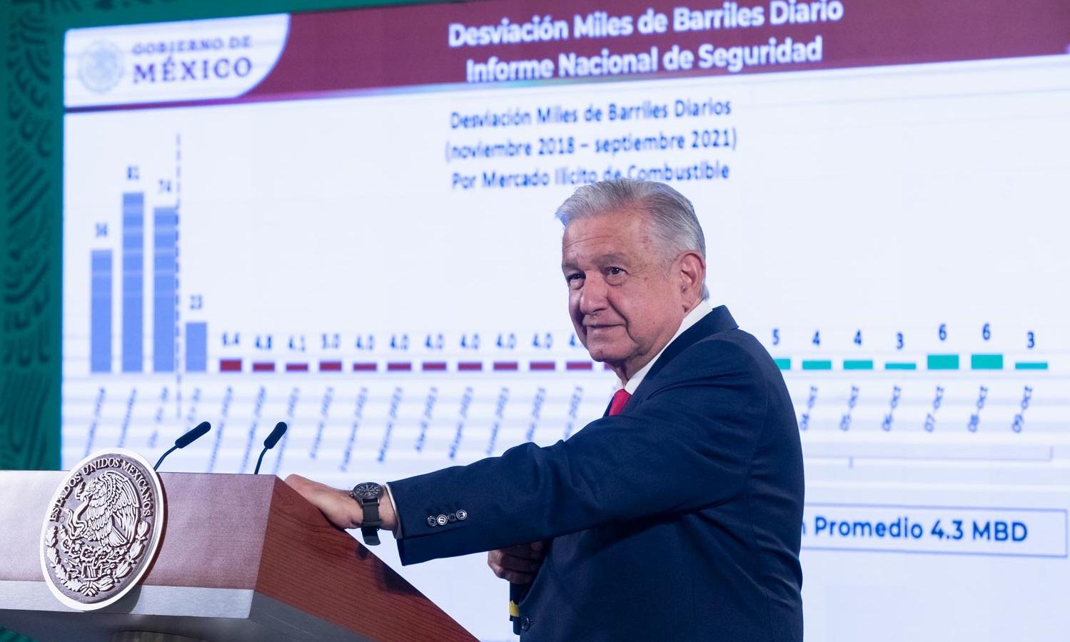 Presentan informe sobre iniciativa de reforma en materia electrica conviene al pueblo afirma Lopez Obrador
